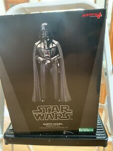 Darth Vader Cloud City 1/10 Scale Model STAR WARS Kotobukiya ARTFX New Open Box