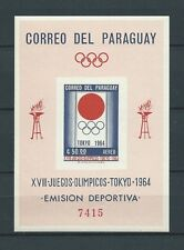 LATIN AMERICA - PARAGUAY - 1964 MI 1280 / BLOC 51 -  TIMBRES NEUFS** MNH LUXE