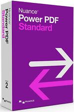 Nuance Power PDF Standard 2.0 - New Retail Box AS09A-G00-2.0
