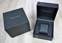 HAMILTON Watch box + outer box