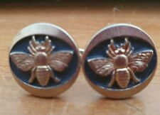 Bumble Bee Cufflinks By Stratton (od)