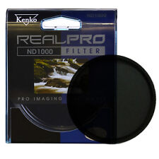 Kenko REALPRO Anti-Reflection Multi-Coated ND1000 Camera Lens Filter 77mm