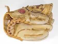 Vintage Rawlings FJG1999 Reggie Jackson Fastback Leather Baseball Glove Mitt RHT