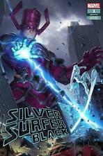 SILVER SURFER BLACK #1 JUNGGEUN YOON TRADE DRESS VARIANT LIMITED TO 3000