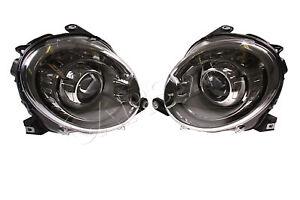 Xenon Headlight Pair For FIAT ABARTH 500 C 595 695 595C 695C 52088873 51844937