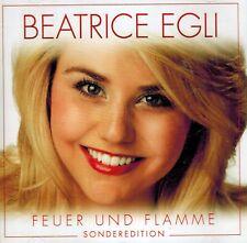 MUSIK-CD NEU/OVP - Beatrice Egli - Feuer und Flamme - Sonderedition