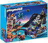 Playmobil 5775 Pirates Attack Set Ship Skull & Crossbones Sail Prison NEW SEALED