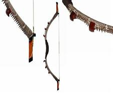 "New 45lbs Archery Handmade Traditional Recurve Bow 56"" Hunting Target Horse Bow"