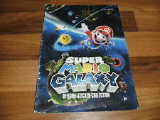 Sammelbilder/sticker álbum: Super Mario Galaxy -- Official sticker Collection