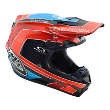 New 2018 Troy Lee Designs SE4 Full Carbon Squadra Team Medium Mx Helmet TLD KTM