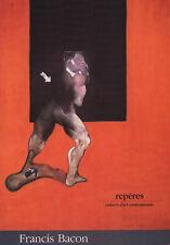 """FRANCIS BACON. Peintures récentes, """"Repères"""", n°39  - BP"""