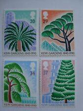 GB 1990 conjunto de sellos conmemorativos - 'Kew Gardens's en condición de Menta/estampillada sin montar o nunca montada