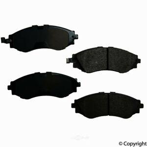 Disc Brake Pad Set-Original Performance Semi-Met Front WD Express 520 07970 507