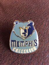 MEMPHIS GRIZZLIES  Basketball NBA  Enamel Pin Badge Mint Condition  Unused