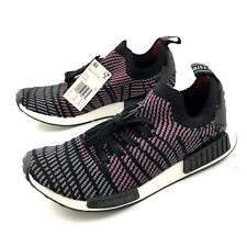 bc092d076 Adidas BOOST NMD R1 Shoes Mens Size 12 Low Top Lace Up Primeknit Sneaker B
