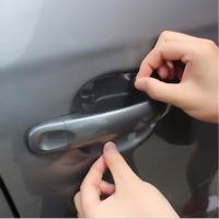 4x Film Protection anti rayure poignée de porte Renault Peugeot BMW Mercedes