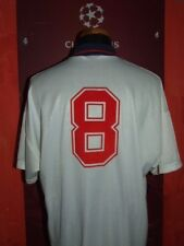 GASCOIGNE ENGLAND 1993.1994 MAGLIA SHIRT CALCIO FOOTBALL MAILLOT JERSEY XL