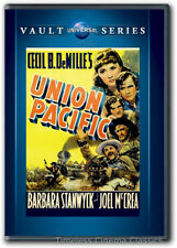 Union Pacific DVD New Barbara Stanwyck Joel McCrea Robert Preston Brian Donlevy