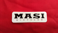MASI BICYCLES 🚲Decal Sticker Cycling Road BMX CX Mountain Bike MTB Track Gravel