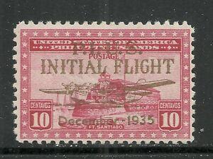 U.S. Possession Philippines Airmail stamp scott c52 - 10 cent issue - mlh - 10x