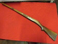 Schmidt Ruben 7.5 Swiss 96.11 Full Length Rifle Stock w/ Hardware - 004