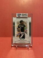 2020 National Treasures Tim Anderson Majestic Patch 1/1 White Sox