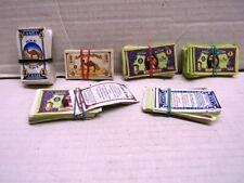 VINTAGE JOE CAMEL CIGARETTE CASH COUPONS C NOTES CAMEL CASH 1990'S 200+ pieces