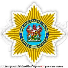SOUTH AFRICA POLICE Former Badge, SAP Suid-Afrikaanse Polisie, S.African Sticker