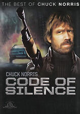 Code of Silence (DVD, 2007) (New & Sealed) ** Free Shipping on 5