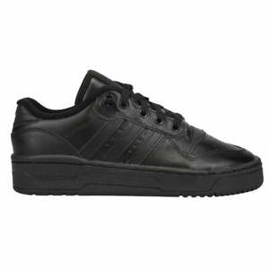 adidas Rivalry Low    Kids Boys  Sneakers Shoes Casual   - Black - Size 4 M