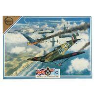 The Battle Of Britain 1940 Jigsaw Puzzle 500 Falcon Spitfire Aircraft WW2 RAF Vi
