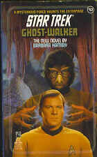 Star Trek: Ghost-Walker by Barbara Hambly-First Printing-1991