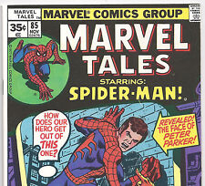 The Amazing Spider-Man #106 Reprint in Marvel Tales #85 from Nov.1977 in F/VF