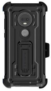 Moto G7 / Plus, Moto G7 Power / Supra, Moto G7 Play Case Ghostek Iron Armor 2