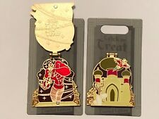 Disney 2018 Halloween Trick Or Treat Jafar From Aladdin Hinged Pin LE 4000 NEW