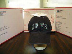 NEW YORK JETS STARTER VERY RARE VTG 90's STRAPBACK LOW PROFILE CAP HAT NWT