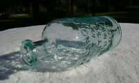 TUMBLED - 1870'S DR. LANGLEY'S ROOT & HERB BITTERS ANTIQUE BOTTLE!  WHITTLED!!