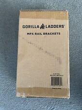 Gorilla Ladders Aluminum Rail Bracket MPX Accessory Part Hardware Lightweight