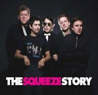 Squeeze - The Squeeze Story - Squeeze CD HAVG The Fast Free Shipping