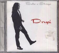 DRUPI - Bella strega - CD 1997 SIGILLATO SEALED