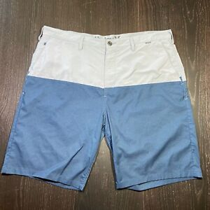Hurley Brand USA Mens Board Shorts Size 40 Surfing Swimming Trunks Nike Dri-fit