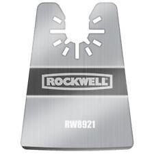 Rockwell Sonicrafter Rigid Scraper Blade RW8921 Curved Scraping Edge