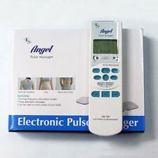 TENS Unit Handheld Electronic Pulse Massager Electrotherapy Pain Relief therapy