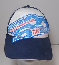 2012 Indianapolis 500 HAT CAP - Indianapolis Motor Speedway Racing Indy The Game
