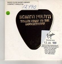 (BP352) Scritti Politti, Tinseltown To The Boogiedown - 1999 DJ CD