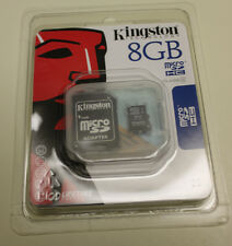 Kingston SD 8GB Class 4 MicroSDHC Card (SDC4/8GB)