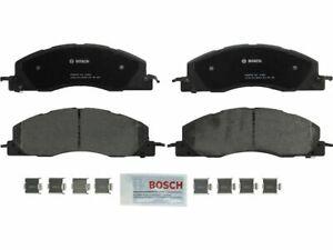 For 2011-2018 Ram 3500 Brake Pad Set Front Bosch 82228DR 2014 2012 2013 2015