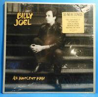 BILLY JOEL AN INNOCENT MAN LP 1983 ORIGINAL SHRINK GREAT CONDITION! VG++/VG++!!C