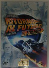 Ritorno al futuro # trilogia# dvd  edit 30 universary NUOVO SIGILLATO