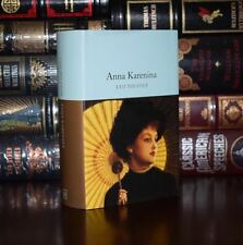Anna Karenina by Leo Tolstoy Brand New Unabridged Deluxe Hardcover Gift Edition